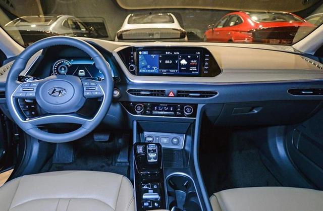Hyundai Sonata 2020 đắt khách như tôm tươi tại quê nhà, được trông đợi trở lại Việt Nam - Ảnh 6.