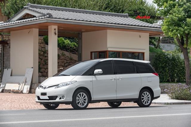 Cận cảnh Toyota Previa 2019 nhập khẩu Trung Đông giá gần 3 tỷ đồng đầu tiên tại Việt Nam - Ảnh 5.