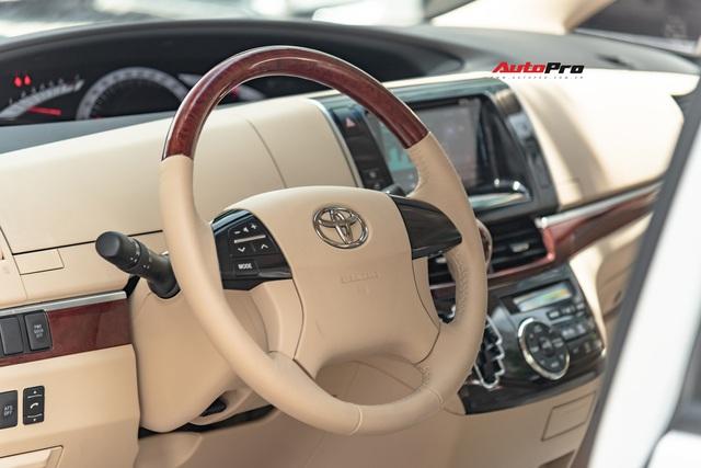 Cận cảnh Toyota Previa 2019 nhập khẩu Trung Đông giá gần 3 tỷ đồng đầu tiên tại Việt Nam - Ảnh 8.