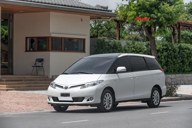 Cận cảnh Toyota Previa 2019 nhập khẩu Trung Đông giá gần 3 tỷ đồng đầu tiên tại Việt Nam - Ảnh 2.
