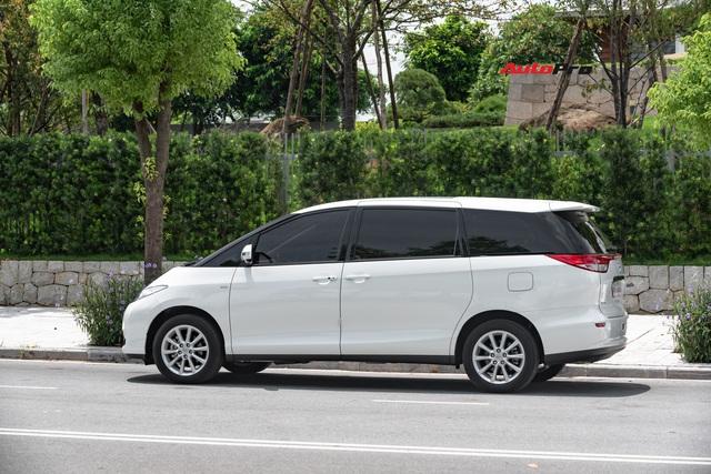 Cận cảnh Toyota Previa 2019 nhập khẩu Trung Đông giá gần 3 tỷ đồng đầu tiên tại Việt Nam - Ảnh 4.