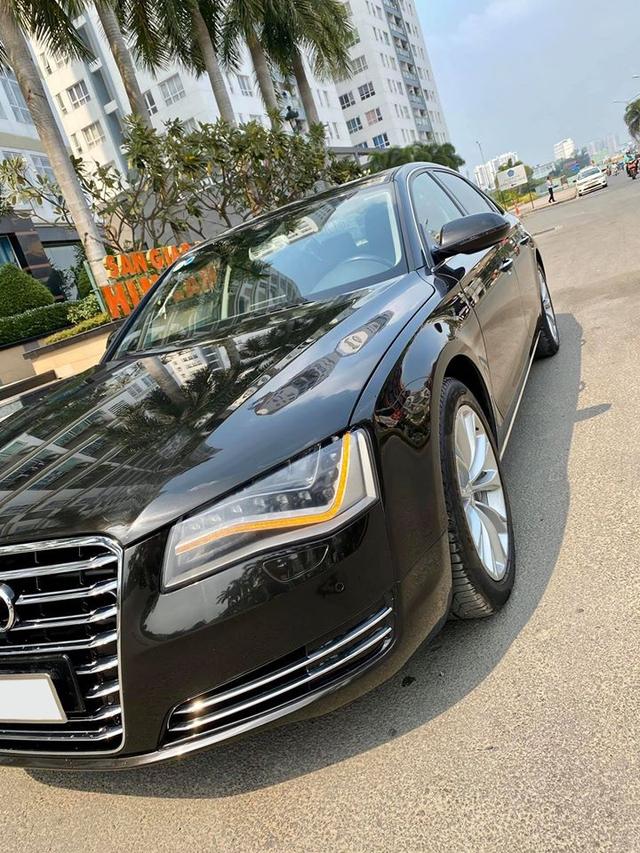 Qua thời đỉnh cao, Audi A8L xuống giá rẻ ngang Honda Accord thế hệ mới - Ảnh 5.