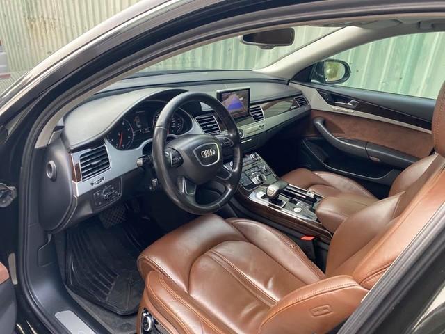 Qua thời đỉnh cao, Audi A8L xuống giá rẻ ngang Honda Accord thế hệ mới - Ảnh 3.