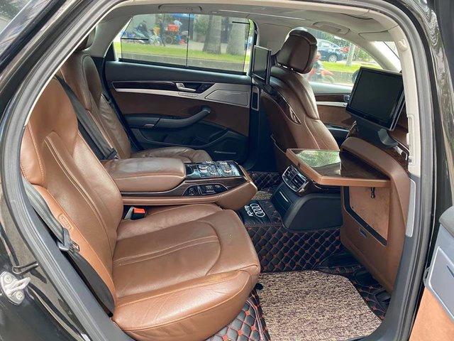 Qua thời đỉnh cao, Audi A8L xuống giá rẻ ngang Honda Accord thế hệ mới - Ảnh 4.
