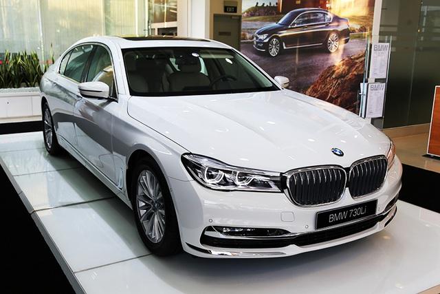 BMW giảm giá hàng loạt xe cho khách Việt chơi Tết: Cao nhất 300 triệu đồng, 3-Series mới ra mắt cũng không phải ngoại lệ - Ảnh 4.