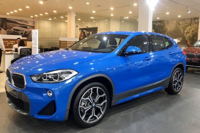 BMW giảm giá hàng loạt xe cho khách Việt chơi Tết: Cao nhất 300 triệu đồng, 3-Series mới ra mắt cũng không phải ngoại lệ - Ảnh 5.