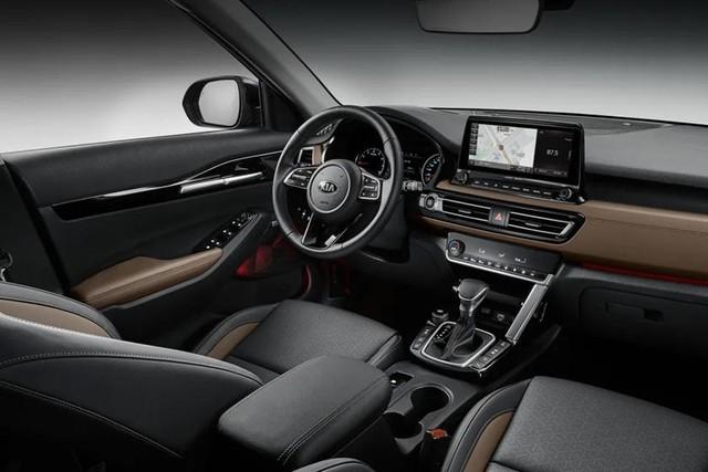 Kia Seltos ngốn xăng hơn Ford EcoSport - Ảnh 3.