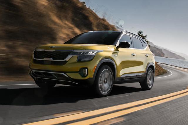 Kia Seltos ngốn xăng hơn Ford EcoSport - Ảnh 1.