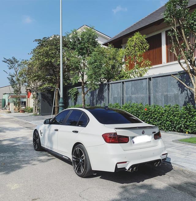 Tốn 200 triệu độ kiểu M3, chủ nhân BMW 3-Series gây sốc khi bán lại giá chỉ hơn 600 triệu đồng - Ảnh 3.
