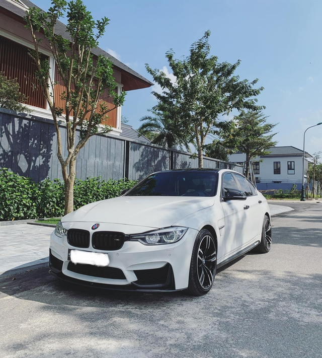 Tốn 200 triệu độ kiểu M3, chủ nhân BMW 3-Series gây sốc khi bán lại giá chỉ hơn 600 triệu đồng - Ảnh 1.