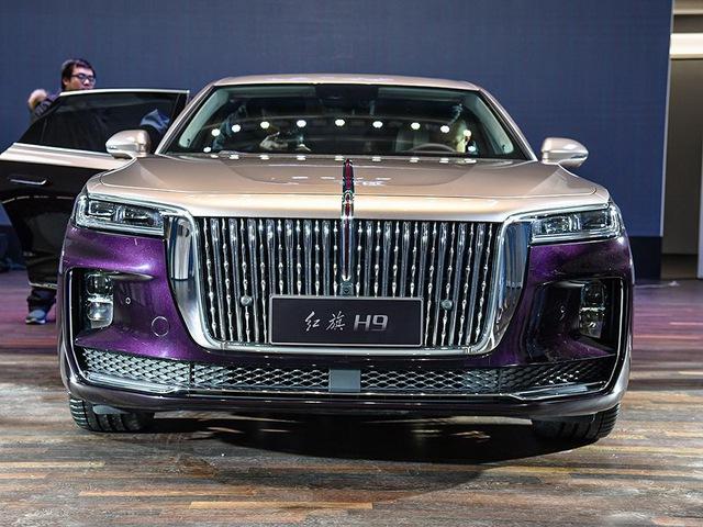 Xe sang Trung Quốc Hongqi H9 nhảy thiết kế Cadillac, Rolls-Royce và Maybach để đấu Mercedes-Benz E-Class - Ảnh 2.