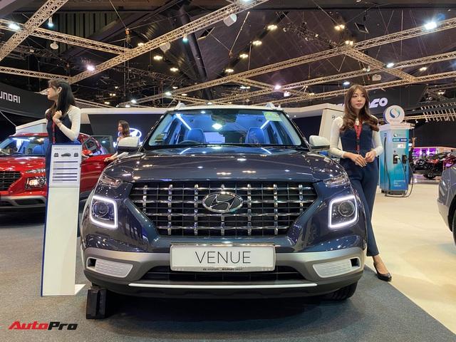 Xem trước Hyundai Venue 2020 - đàn em Santa Fe có thể về Việt Nam - Ảnh 1.