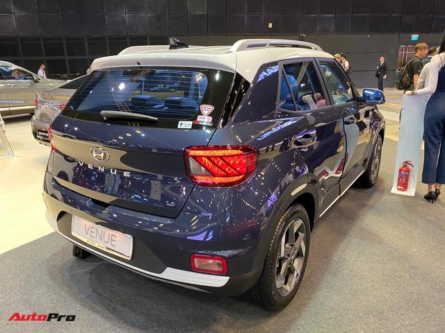 Xem trước Hyundai Venue 2020 - đàn em Santa Fe có thể về Việt Nam - Ảnh 3.