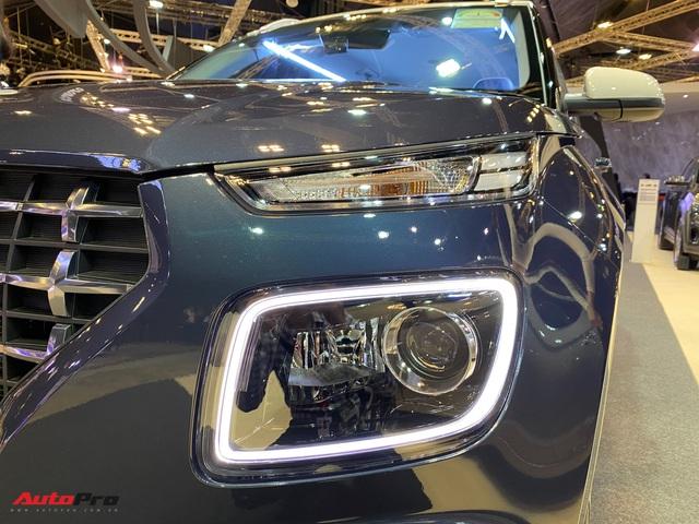 Xem trước Hyundai Venue 2020 - đàn em Santa Fe có thể về Việt Nam - Ảnh 5.