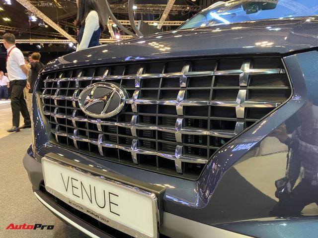 Xem trước Hyundai Venue 2020 - đàn em Santa Fe có thể về Việt Nam - Ảnh 4.