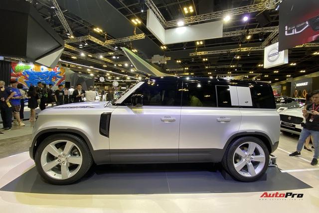 Cận cảnh Land Rover Defender 2020 giá hơn 5 tỷ đồng sắp về Việt Nam - Ảnh 8.