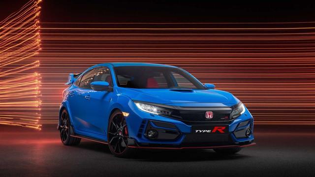 Lộ tin hot về Honda Civic Type R mới khiến fan mừng thầm - Ảnh 1.