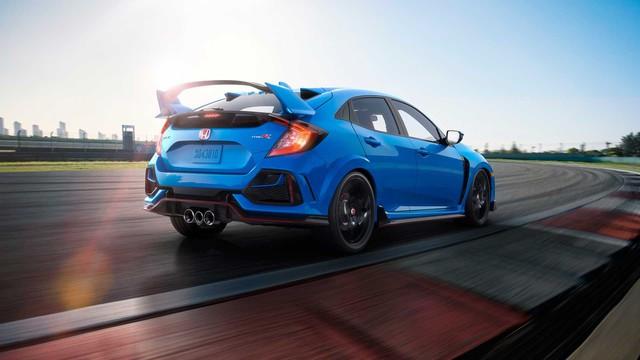 Ra mắt Honda Civic Type R 2020 và đây là những điểm mới cần biết để phân biệt với phiên bản cũ - Ảnh 2.