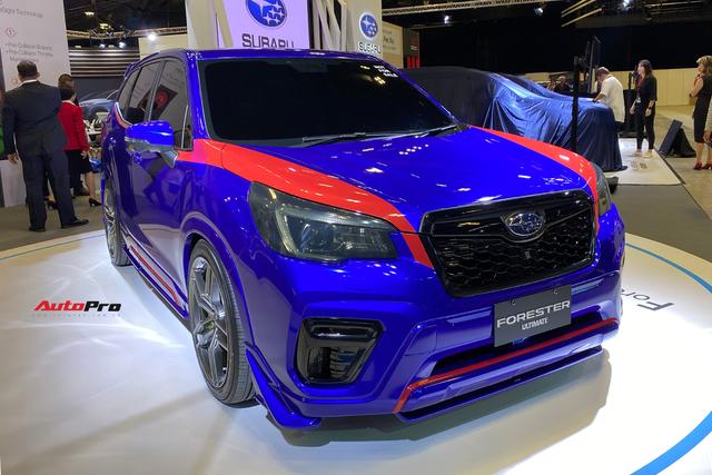 Subaru Forester thêm bản độ bất cần đời, nghe tên ai cũng choáng - Ảnh 3.