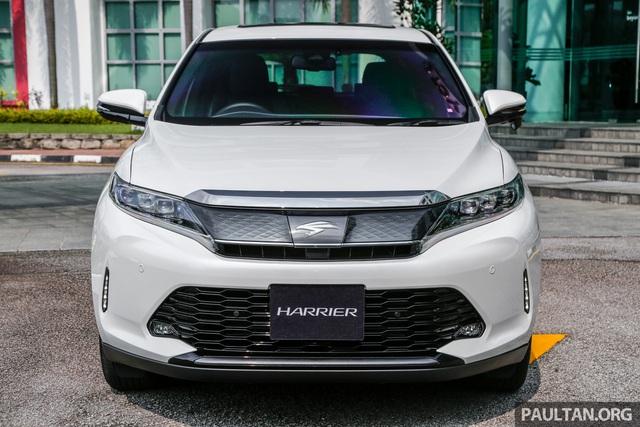 Toyota chuẩn bị ra mắt đối thủ Honda CR-V và Mazda CX-5 tại Việt Nam? - Ảnh 1.