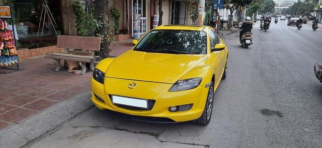 Hàng hiếm Mazda RX-8 được rao bán với màu độc, giá ngang ngửa Hyundai Grand i10 - Ảnh 2.