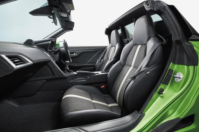 Honda bất ngờ tung bản nâng cấp cho xe thể thao tí hon - Ảnh 6.