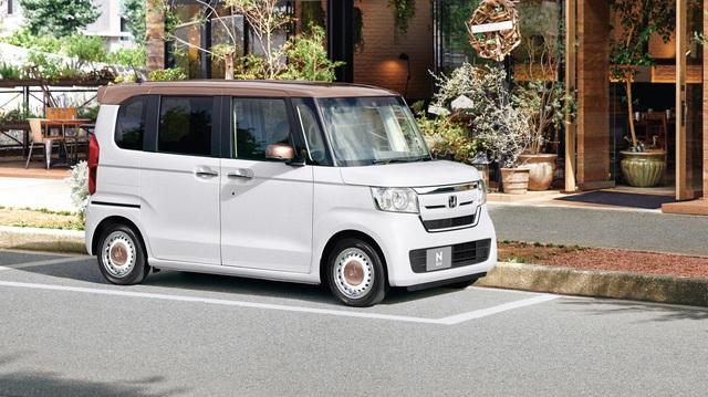Không phải CR-V, dòng xe bán chạy nhất Nhật Bản thuộc về một chiếc Honda chẳng mấy ai ngờ tới