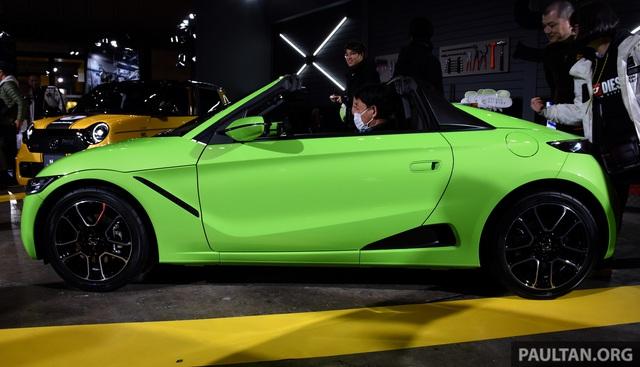 Honda bất ngờ tung bản nâng cấp cho xe thể thao tí hon - Ảnh 1.