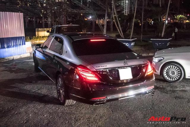 Dàn xe hàng chục tỷ đồng đưa đón sao Việt tới WeChoice Awards nhưng Chủ tịch Sơn Tùng M-TP lại chỉ đi mẫu xe phổ thông này - Ảnh 4.