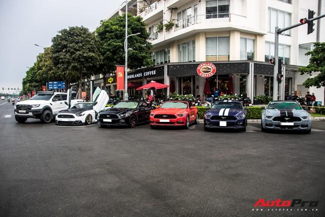 Đại gia Việt mang dàn Ford Mustang chục tỷ đọ dáng cùng xe thể thao Đức - Ảnh 2.