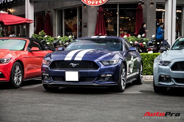 Đại gia Việt mang dàn Ford Mustang chục tỷ đọ dáng cùng xe thể thao Đức - Ảnh 4.
