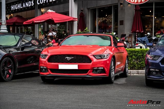 Đại gia Việt mang dàn Ford Mustang chục tỷ đọ dáng cùng xe thể thao Đức - Ảnh 5.