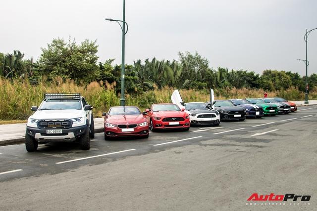 Đại gia Việt mang dàn Ford Mustang chục tỷ đọ dáng cùng xe thể thao Đức - Ảnh 9.