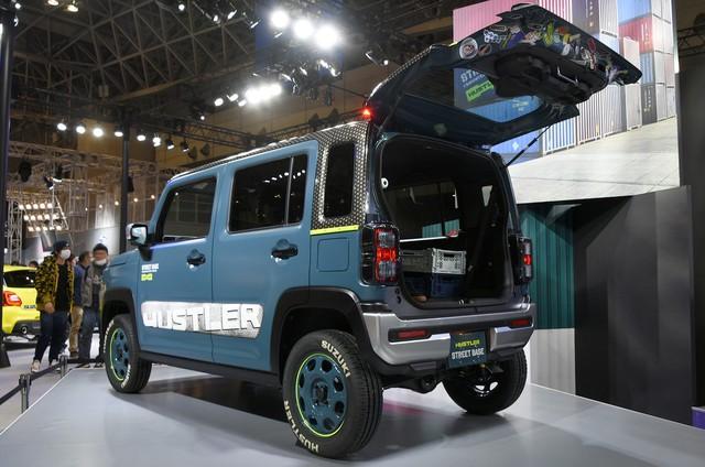 Suzuki tung Jimny đặc biệt siêu hầm hố, nhà di động với trần xe cảm hứng từ Rolls-Royce - Ảnh 5.