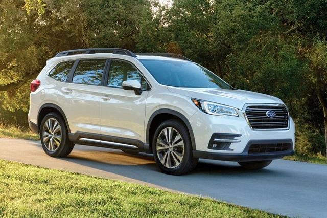 Subaru Ascent 2020 rục rịch về Việt Nam đấu Ford Explorer và Hyundai Palisade, giá khó dưới 2 tỷ đồng - Ảnh 1.