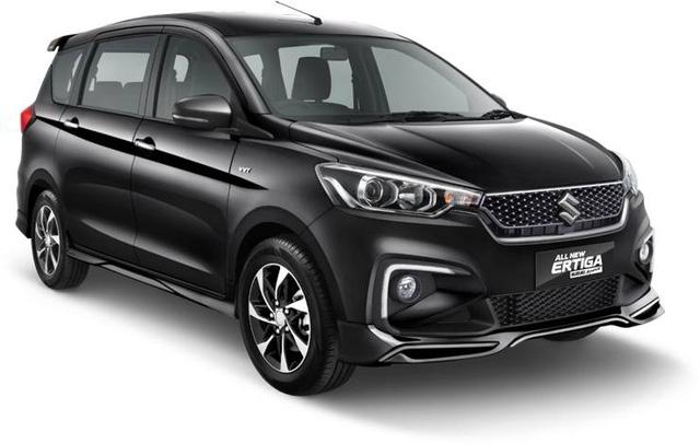 Hụt hơi trước Mitsubishi Xpander, Suzuki Ertiga 2020 về Việt Nam với nhiều trang bị mới, giá từ 499 triệu đồng - Ảnh 1.