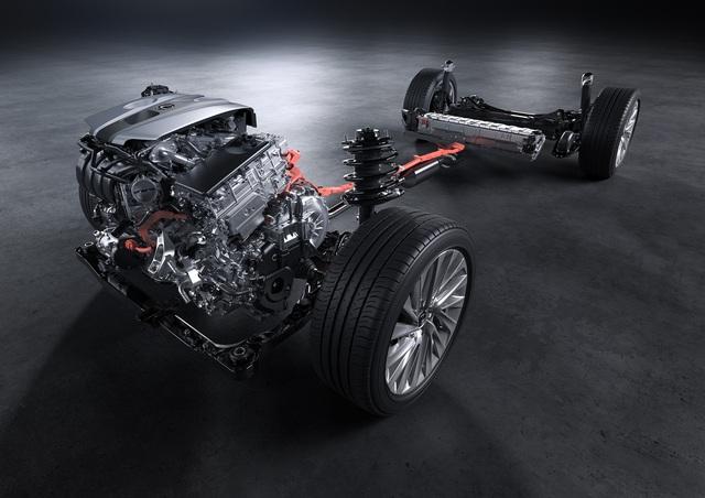 Lexus ES 2020 - Cuộc tất tay của người Nhật để hút khách Việt cuối năm - Ảnh 3.
