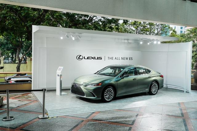 Lexus ES 2020 - Cuộc tất tay của người Nhật để hút khách Việt cuối năm - Ảnh 4.