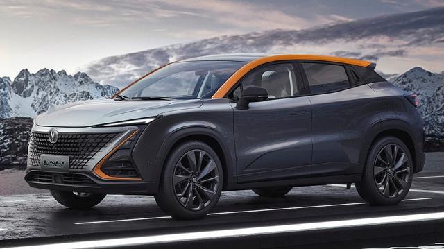 Người Trung Quốc tung SUV đẹp bất ngờ, nhiều người tố cáo nhái… Nissan
