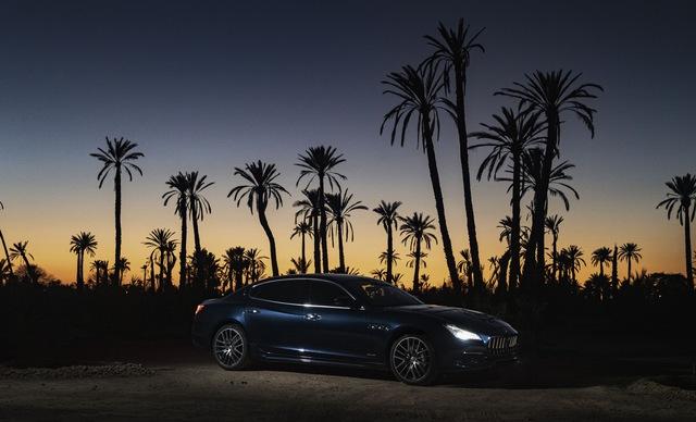 Maserati tung series hoàng gia cho Quattroporte, Levante và Ghibli - Ảnh 5.