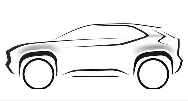 SUV Toyota với khung gầm Yaris lỡ hẹn vì COVID-19 - Ảnh 1.