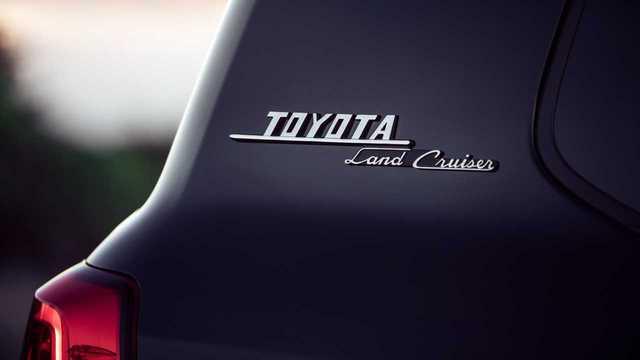 Rộ tin Toyota Land Cruiser đời mới sẽ chỉ có 5 chỗ nhưng sẽ sang không kém Lexus LX 570 - Ảnh 1.