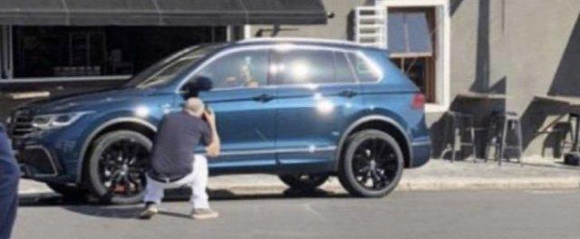 Volkswagen Tiguan facelift lộ diện, nhiều khả năng ra mắt ngay tháng 3 - Ảnh 1.