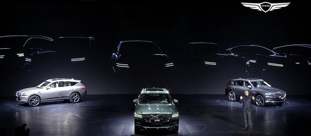 Genesis hé lộ đội hình hoàn chỉnh trong tương lai - Xe Hàn đối đầu Mercedes-Benz không bằng số lượng - Ảnh 1.