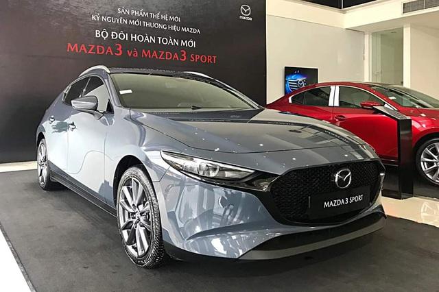 Mazda3 2020 tại Việt Nam gặp lỗi tự động phanh khi đang đi, THACO đang điều tra nguyên nhân - Ảnh 2.