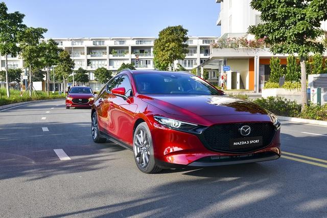 Mazda3 2020 tại Việt Nam gặp lỗi tự động phanh khi đang đi, THACO đang điều tra nguyên nhân - Ảnh 1.