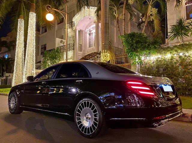 Chỉ sau 7.000 km, Mercedes-Benz S560 2019 fake được rao bán với giá gần 5 tỷ đồng - Ảnh 4.