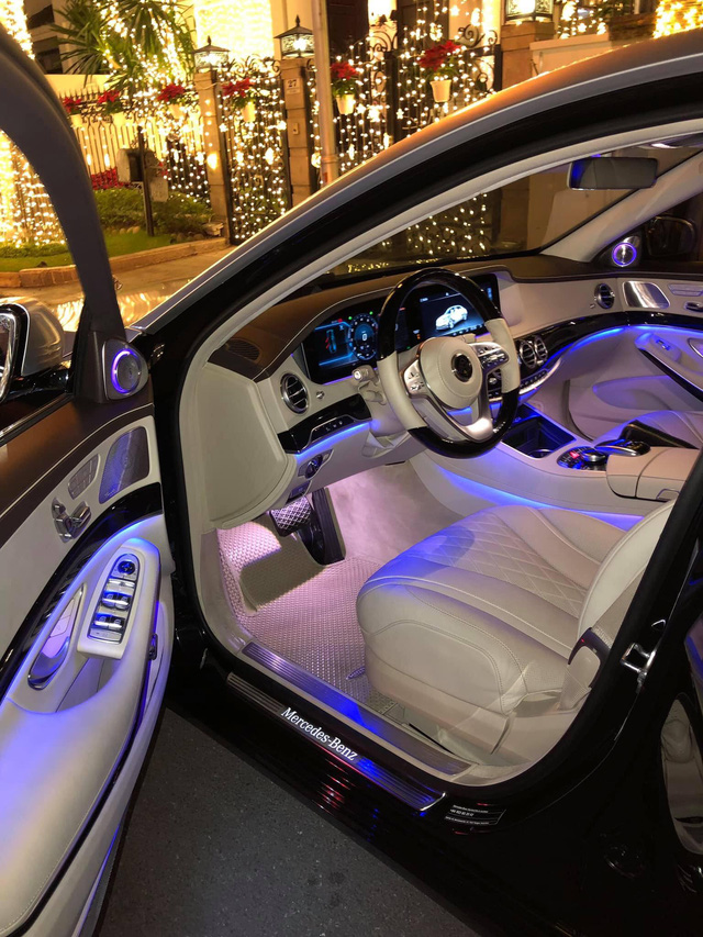 Chỉ sau 7.000 km, Mercedes-Benz S560 2019 fake được rao bán với giá gần 5 tỷ đồng - Ảnh 2.