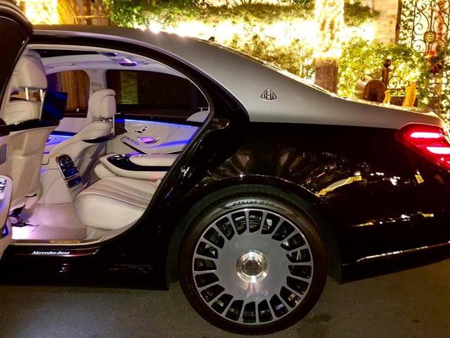 Chỉ sau 7.000 km, Mercedes-Benz S560 2019 fake được rao bán với giá gần 5 tỷ đồng - Ảnh 3.