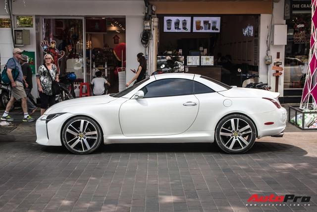 Nhờ một thay đổi nhỏ, Lexus mui trần hết thời biến hình thành LC500 cực bắt mắt - Ảnh 7.